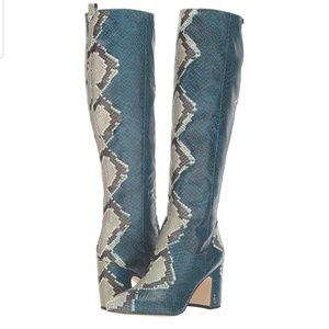 c496562bb Women s Sam Edelman Snake Boots on Poshmark